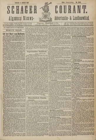 Schager Courant 1920-01-06