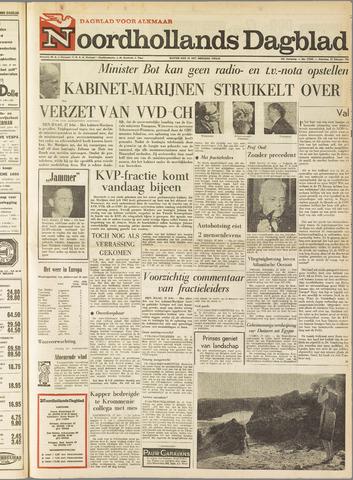 Noordhollands Dagblad : dagblad voor Alkmaar en omgeving 1965-02-27