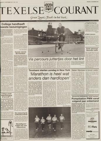 Texelsche Courant 2002-11-01