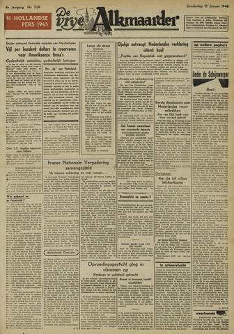 De Vrije Alkmaarder 1948-01-15