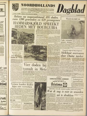 Noordhollands Dagblad : dagblad voor Alkmaar en omgeving 1961-07-24