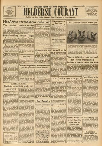 Heldersche Courant 1950-08-18