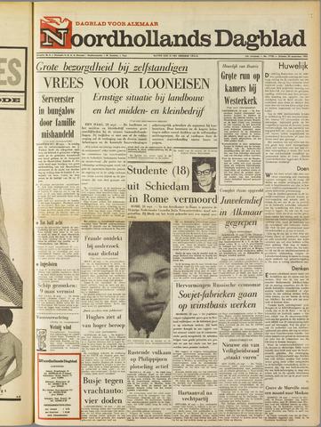 Noordhollands Dagblad : dagblad voor Alkmaar en omgeving 1965-09-28