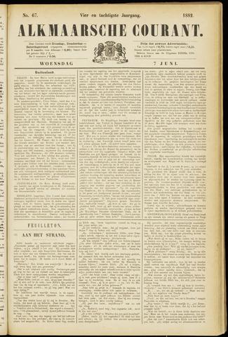 Alkmaarsche Courant 1882-06-07