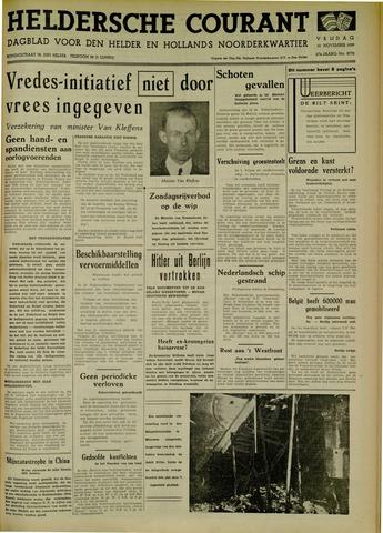 Heldersche Courant 1939-11-10