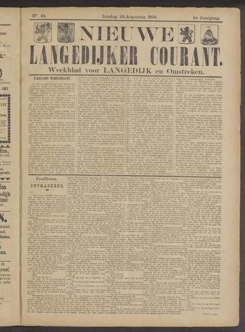 Nieuwe Langedijker Courant 1896-08-23