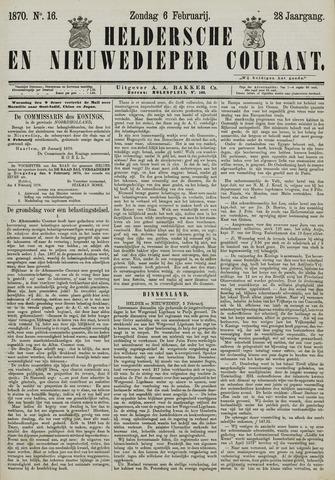 Heldersche en Nieuwedieper Courant 1870-02-06