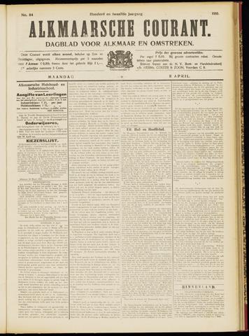 Alkmaarsche Courant 1910-04-11