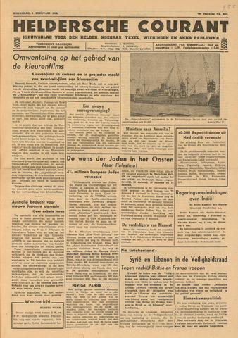 Heldersche Courant 1946-02-06