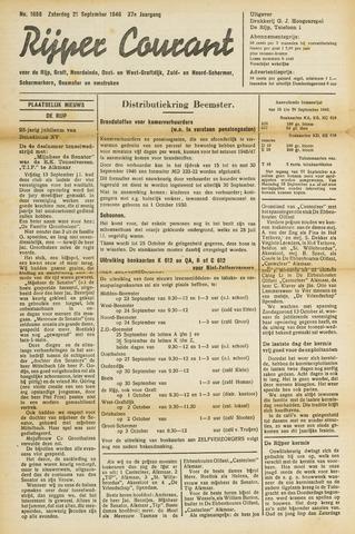 Rijper Courant 1946-09-21