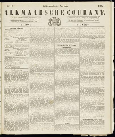 Alkmaarsche Courant 1873-03-09