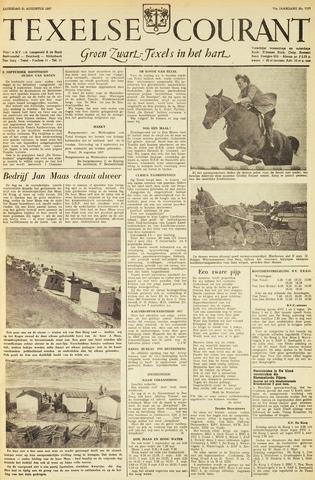 Texelsche Courant 1957-08-31