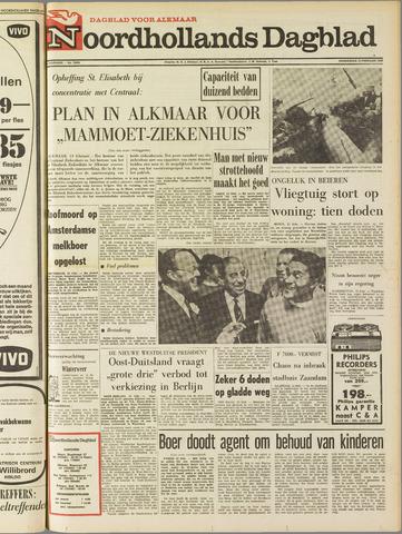 Noordhollands Dagblad : dagblad voor Alkmaar en omgeving 1969-02-13