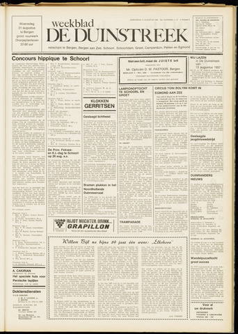 De Duinstreek 1968-08-15