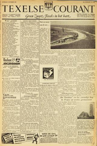 Texelsche Courant 1952-11-08