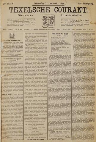 Texelsche Courant 1907
