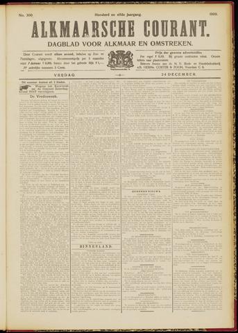 Alkmaarsche Courant 1909-12-24