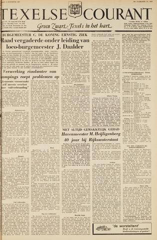 Texelsche Courant 1967-08-04