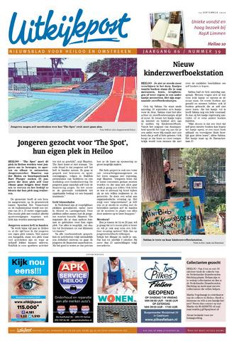 Uitkijkpost : nieuwsblad voor Heiloo e.o. 2020-09-23