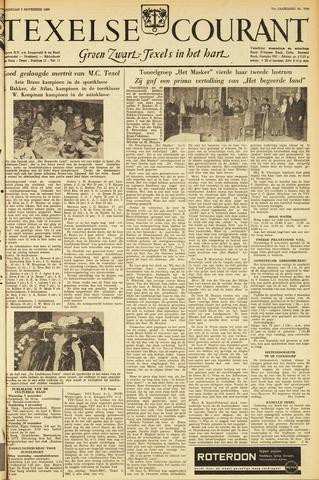 Texelsche Courant 1956-11-07