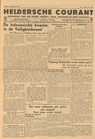 Heldersche Courant 1946-02-08