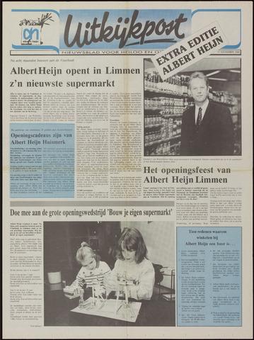 Uitkijkpost : nieuwsblad voor Heiloo e.o. 1992-11-17