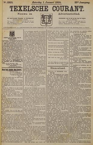 Texelsche Courant 1910-01-01