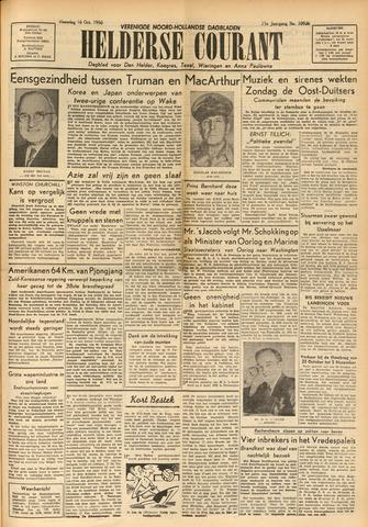 Heldersche Courant 1950-10-16