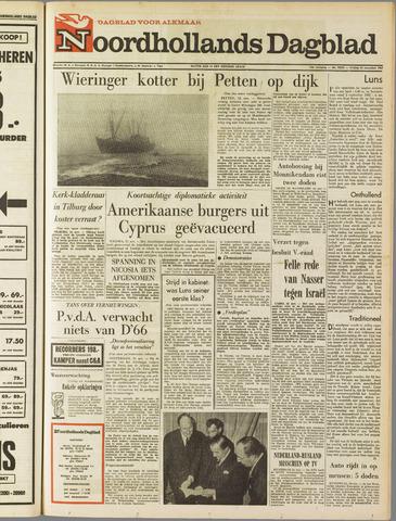 Noordhollands Dagblad : dagblad voor Alkmaar en omgeving 1967-11-24