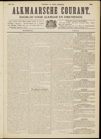 Alkmaarsche Courant 1908-07-07