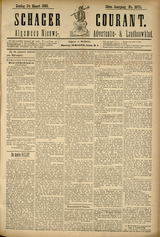 Schager Courant 1895-03-24