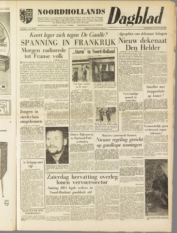 Noordhollands Dagblad : dagblad voor Alkmaar en omgeving 1960-01-28