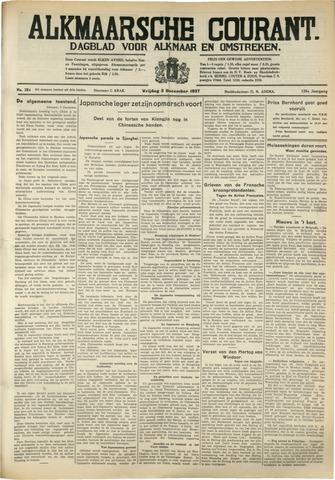 Alkmaarsche Courant 1937-12-03
