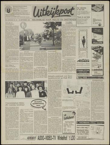 Uitkijkpost : nieuwsblad voor Heiloo e.o. 1989-09-20
