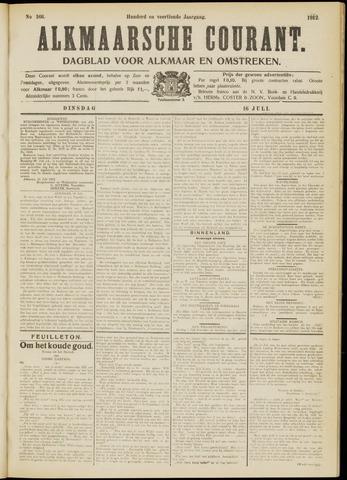 Alkmaarsche Courant 1912-07-16