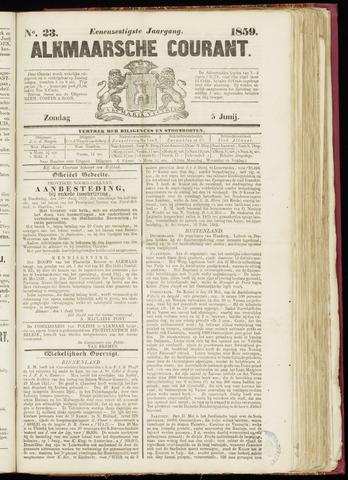 Alkmaarsche Courant 1859-06-05