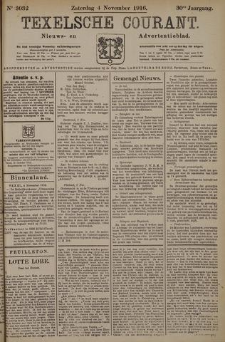 Texelsche Courant 1916-11-05