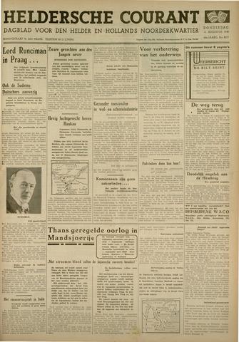 Heldersche Courant 1938-08-04