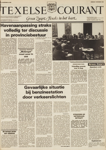 Texelsche Courant 1982-12-07