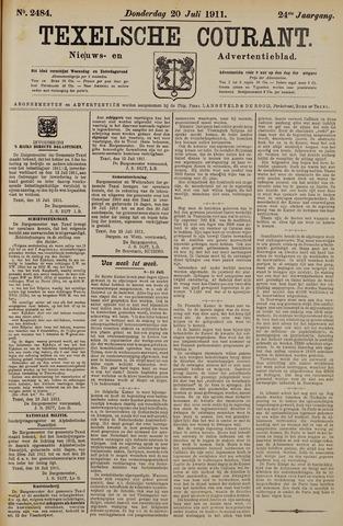 Texelsche Courant 1911-07-20