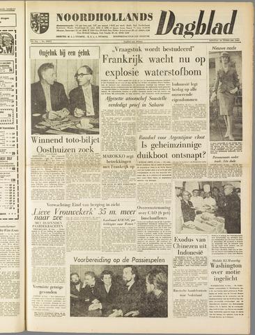 Noordhollands Dagblad : dagblad voor Alkmaar en omgeving 1960-02-16