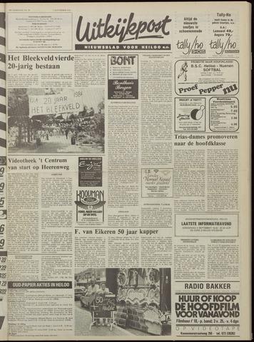 Uitkijkpost : nieuwsblad voor Heiloo e.o. 1984-09-05