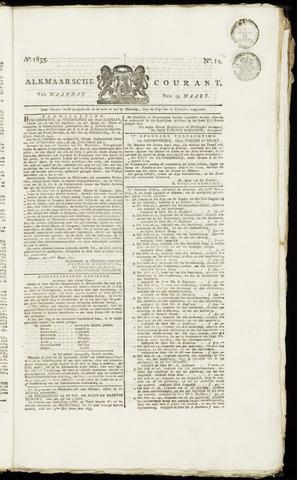 Alkmaarsche Courant 1835-03-23