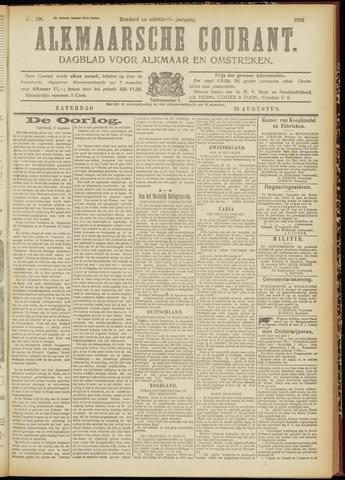 Alkmaarsche Courant 1916-08-19