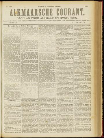 Alkmaarsche Courant 1918-08-23