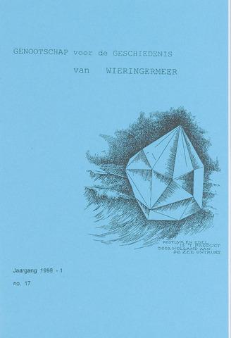 Kroniek Historisch Genootschap Wieringermeer 1998-01-01