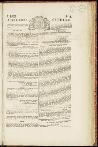 Alkmaarsche Courant 1853-01-10