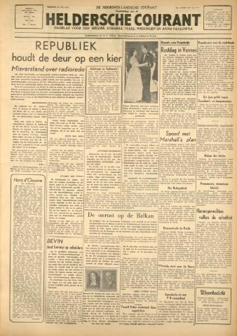 Heldersche Courant 1947-07-18