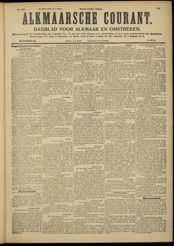 Alkmaarsche Courant 1928-07-05