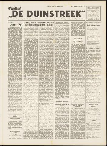 De Duinstreek 1951-03-23